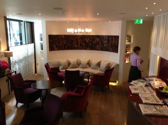 One Aldwych: The Private Guest Only lounge hidden from the hustle and bustle