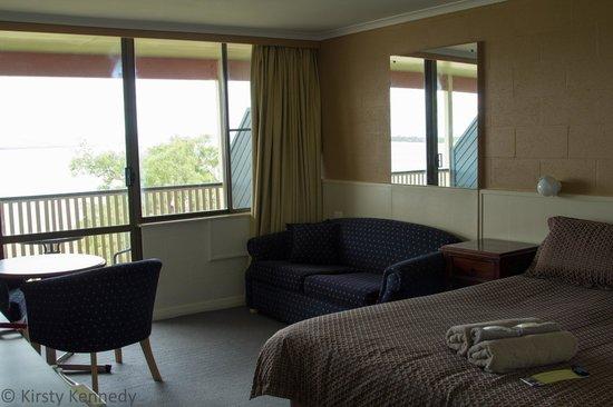Swansea Motor Inn : Upstairs Room