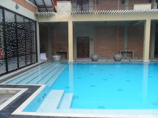 Arika Boutique Villa : Arika swimming-pool
