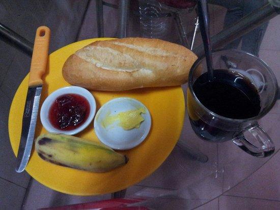 Thanh Nam 2: 아침 식사