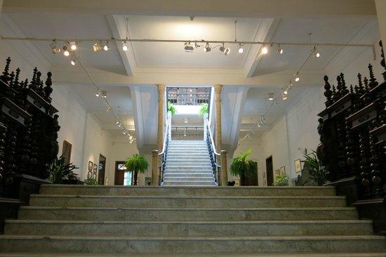 Bahia Art Museum: Hall de entrada