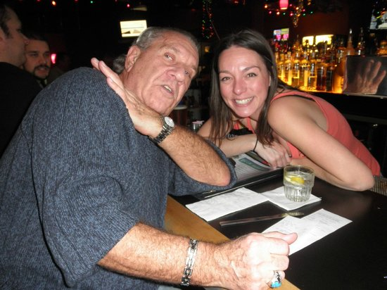 Gator Jakes: shannon the bartender....