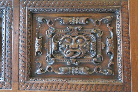Bahia Art Museum: Detalhe da porta de entrada