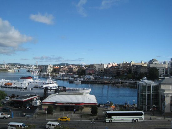 View of Inner Harbour
