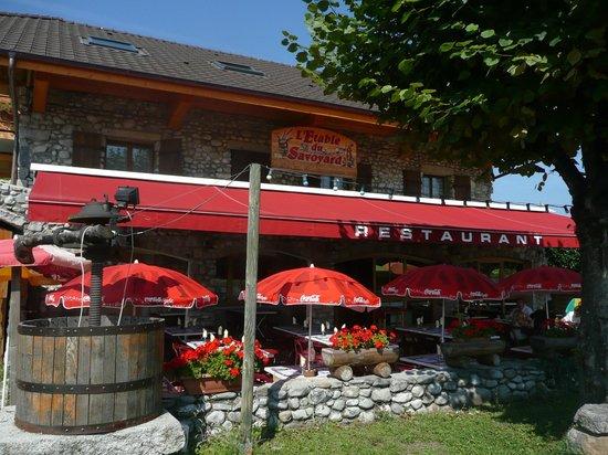 L 39 etable du savoyard thonon les bains restaurant reviews phone number photos tripadvisor - Restaurant port de thonon ...