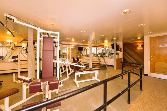 Days Inn Jefferson: full size fitness center