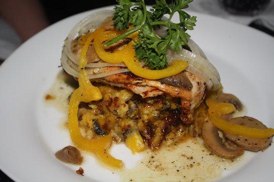 Ay Bonito! Grill: chicken platter