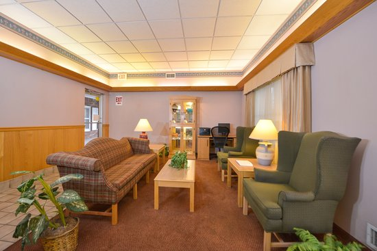 Days Inn Jefferson: lobby