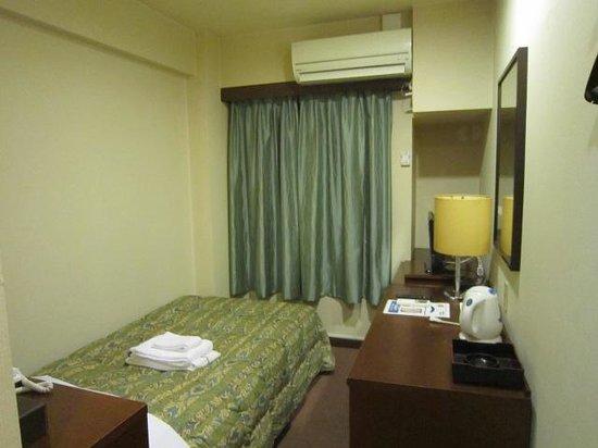 Nishi-Akashi Hotel: 部屋