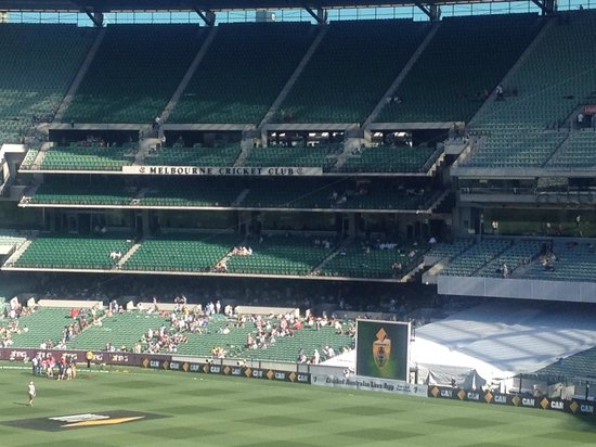 Melbourne Cricket Ground Tours Museum
