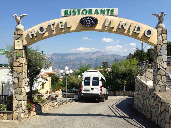 Il Nido Hotel Sorrento : Il Nido