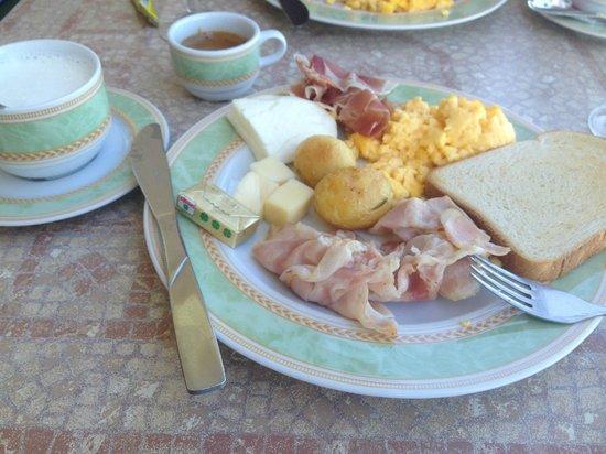 Il Nido Hotel Sorrento : Fine breakfast