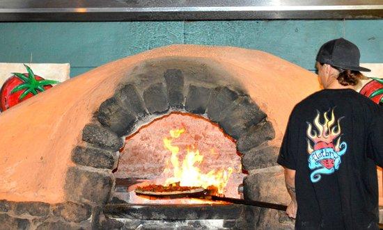 Flatbread Company : The oven