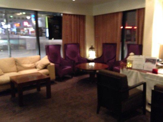 City Hotel Rovaniemi: Lounge