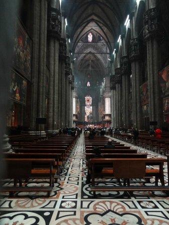 Catedral (Duomo): Catedral de Duomo Milão