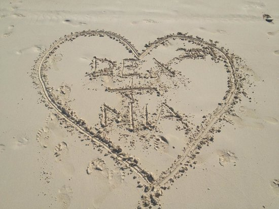 Gansevoort Turks + Caicos: 5 YEAR WEDDING ANNIVERSARY