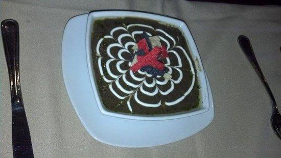 Perfecto Mundo: Black Bean Soup. A work of art!