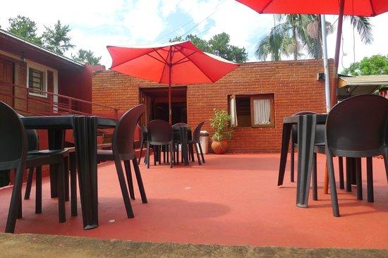 Residencial Uno: patio