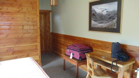 Petrohué Lodge : Room