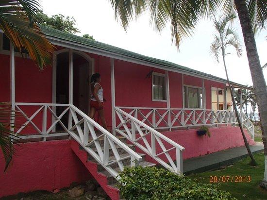 Sol Caribe Providencia: Habitaciones