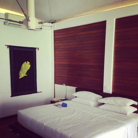 Cinnamon Hakuraa Huraa Maldives: Room