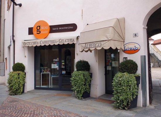 Albergo San Lorenzo: Entry