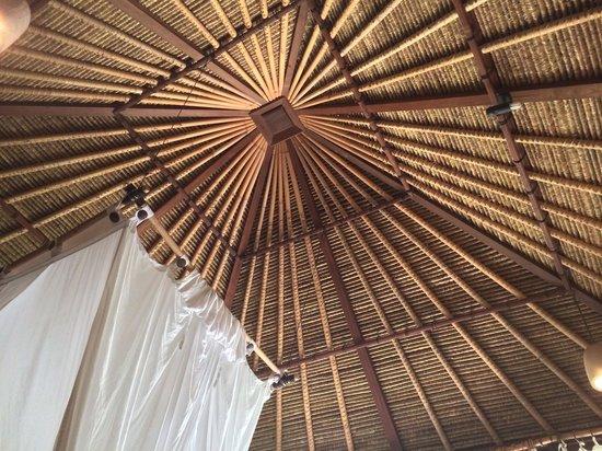 kaMAYA Resort and Villas : Lovely roof