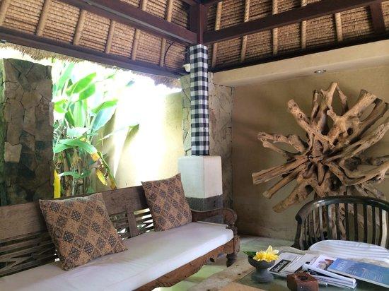 kaMAYA Resort and Villas : Reception