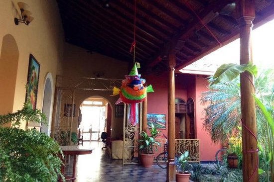 Pinata at Casa Xanadu