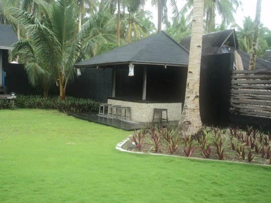 Siargao Paraiso Resort: BBQ / Entertainment Area