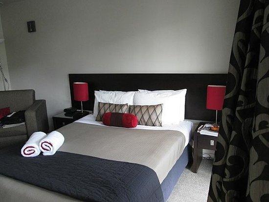 Dunedin Palms Motel : Attractive modern decor