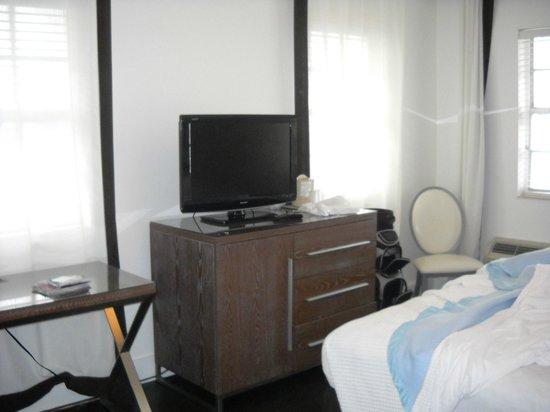 Dorchester Hotel: Habitacion