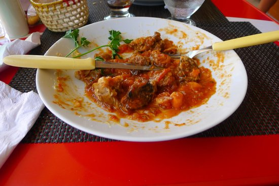 La Mamma Pastas and Salsas: lo q quedo