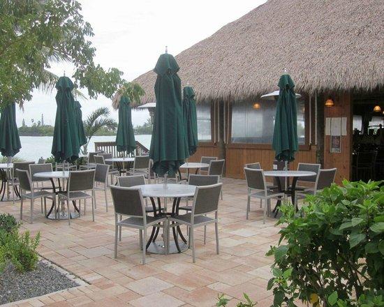 The Holiday Inn Express & Suites Marathon: restaurant