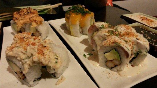 Misti Sushi Fusion