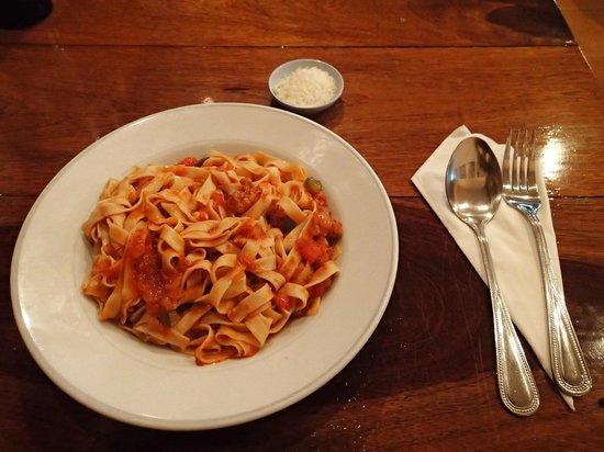 Viva Restaurant : Home made Viva Tagliatelle pasta