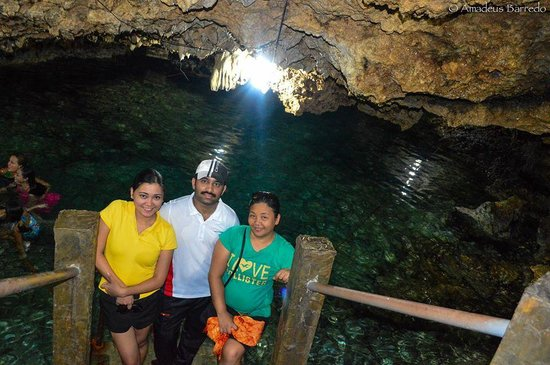 Enchanted Cave: Sir Adams group - image courtesy from him