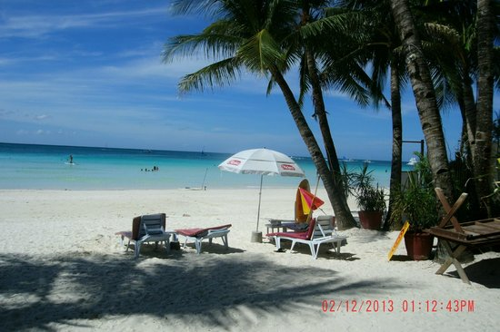 Blue Mango Inn : Blue Mango Beachfront Pic 2