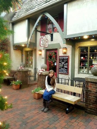 Christmas at Village Cafe and Creamery