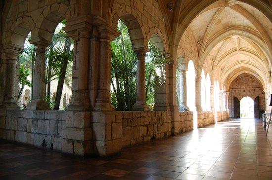 The Ancient Spanish Monastery: Interior