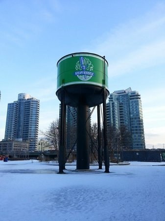 Steam Whistle Brewery: Steam Whistle Brewing