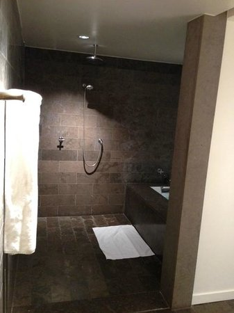 Park Hyatt Washington: Heavenly bathroom