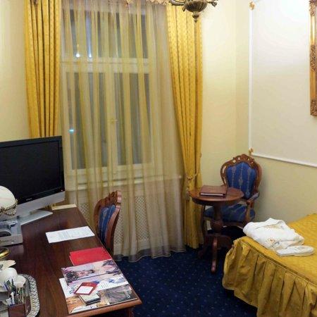 Hotel General : H General Prague-Single Room