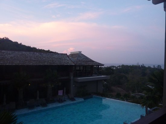 Avista Hideaway Phuket Patong, MGallery by Sofitel: Sunrise from our room