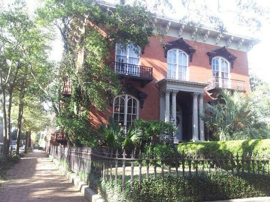 Mercer Williams House Museum : Front