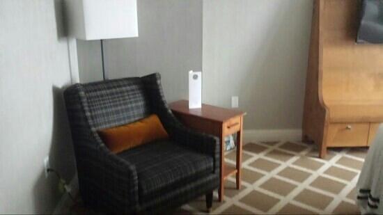Hanover Inn Dartmouth: Standard room