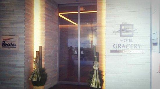 Hotel Gracery Ginza: 外観