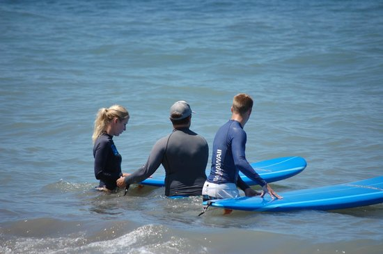 Rivers To The Sea : Getting ready to paddle out
