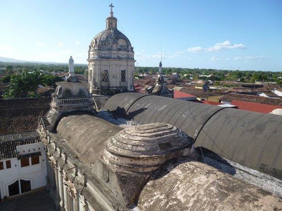 Iglesia de La Merced: View