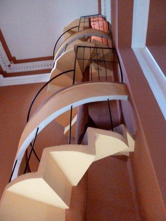 Iglesia de La Merced: Stairs